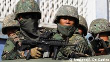Philippinen Kämpfe um Marawi