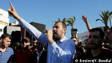 Marokko Nasser Zefzafi, Anführer Protestbewegung