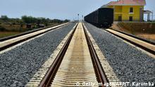 Kenia Eisenbahn Standard Gauge Railway SGR
