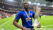 Europa League Finale - Manchester United v Ajax Amsterdam: Paul Pogba