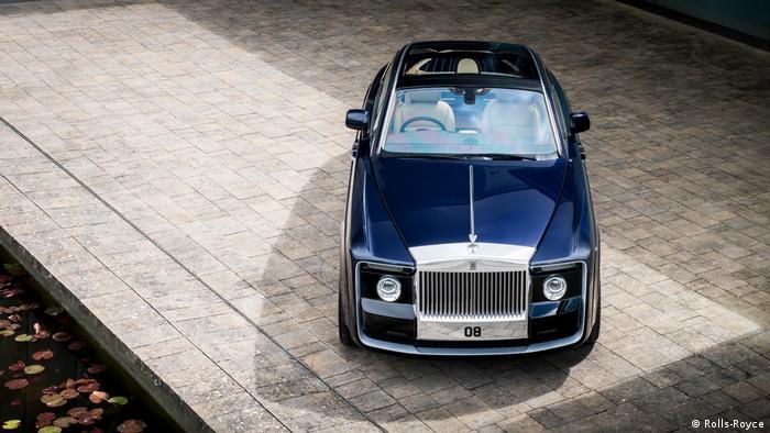 Rolls-Royce Sweptail der teuerste Neuwagen der Welt (Rolls-Royce)