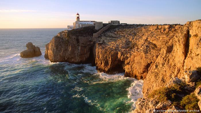 Portugal Cabo de Sao Vicente (picture-alliance/united-archive)