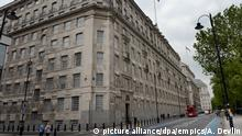 England MI5 in London