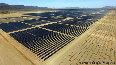 Каліфорнія планує до 2045 року повністю перейти на чисту електроенергію