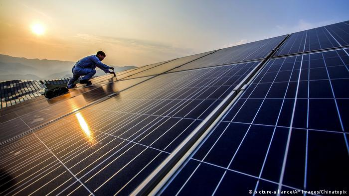 Solar growth takes the lead on global energy