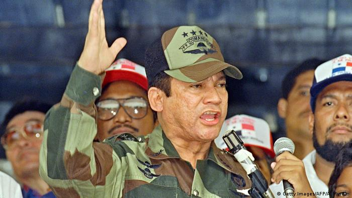 General Manuel Antonio Noriega (Getty Images/AFP/A. Murillo)