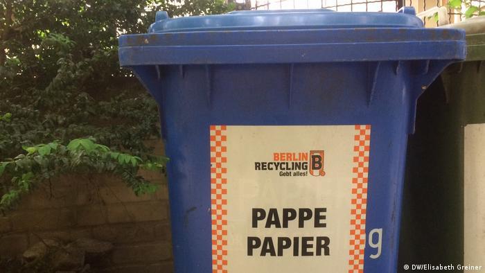 Paper bin (DW/Elisabeth Greiner)