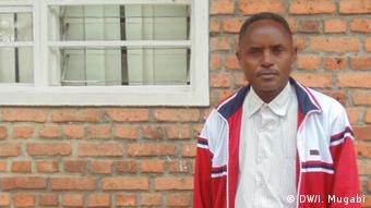 Ruanda - Mutombo Camp