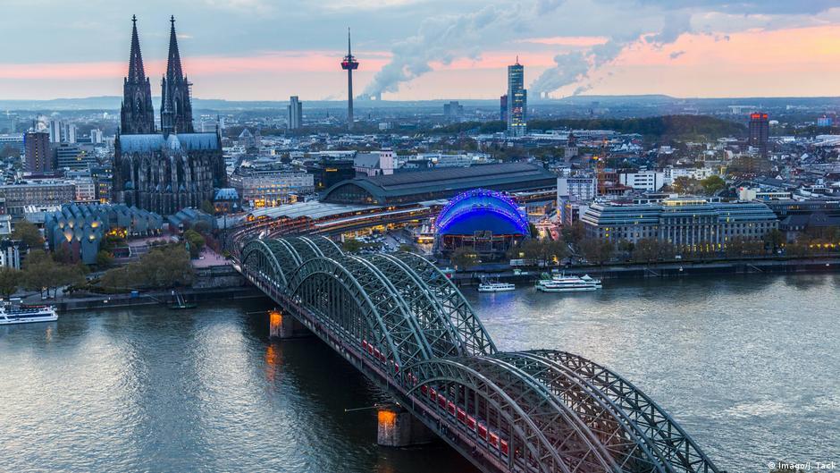 Deutschland von A bis Z: Köln