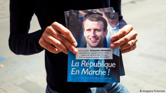 Emmanuel Macron, la esperanza de Francia.