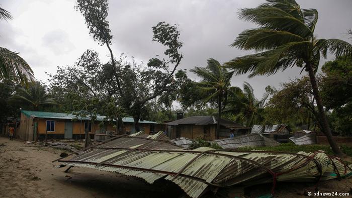 Bangladesch Zyklon Mora (bdnews24.com)