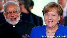 Deutsch-indische Regierungskonsultationen in Berlin | Angela Merkel & Narendra Modi