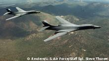 U.S. Air Force B-1B Langstreckenbomber (Reuters/U.S. Air Force/Staff Sgt. Steve Thurow)