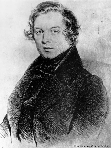 Komponist Robert Schumann (Getty Images/Hulton Archive)