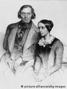 Роберт и Клара Шуман