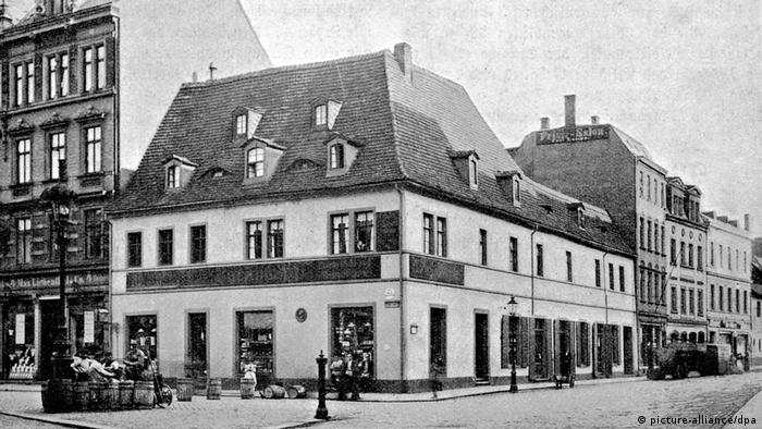 Casa de Robert Schumann em Zwickau