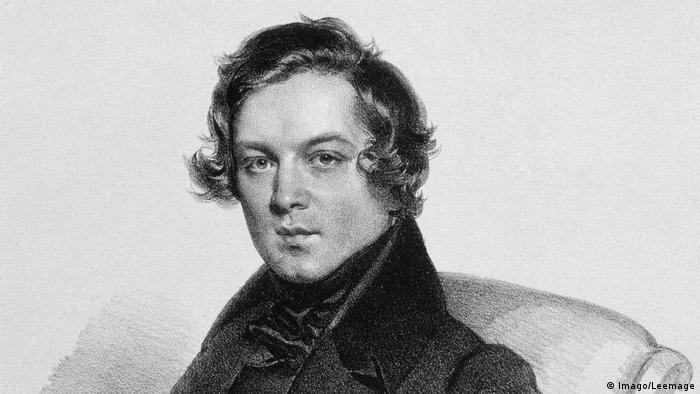 Compositor Robert Schumann