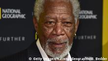 Schauspieler Morgan Freeman