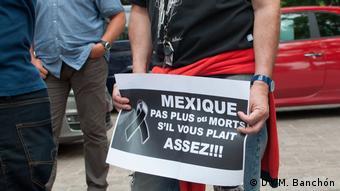 México: ¡ya basta de muertes por favor!.