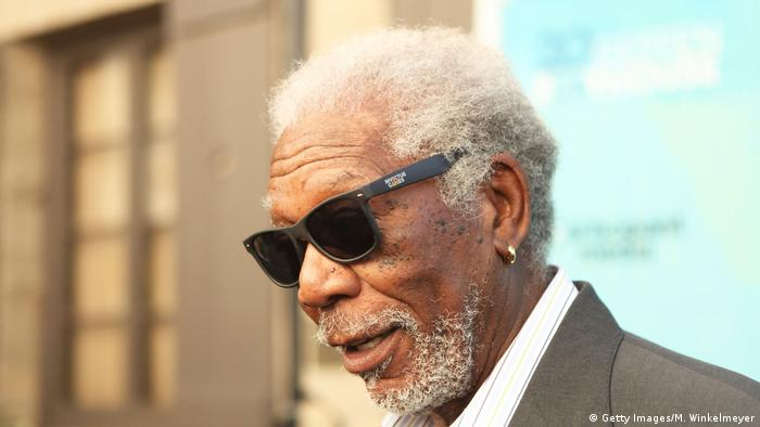 Schauspieler Morgan Freeman (Getty Images/M. Winkelmeyer)