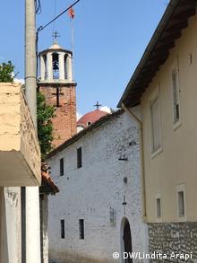 Religion in Albanien (DW/Lindita Arapi)