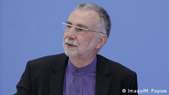 Berlin Vorstellung Friedensgutachten 2017 | Jochen Hippler