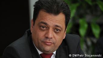 Minister der neuen mazedonischen Regierung