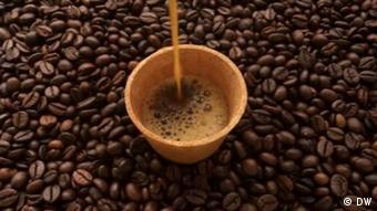 Screenshot Kaffee