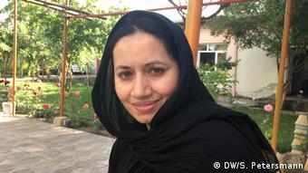 Afghanistan Dr Fareshta Quedeez