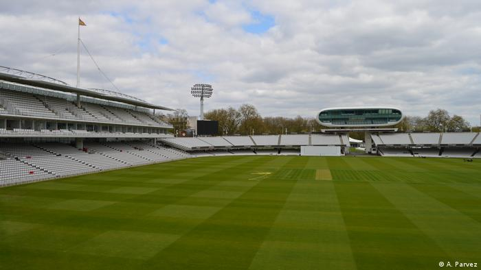 England Lord's Cricket Ground in St John's Wood London (A. Parvez)