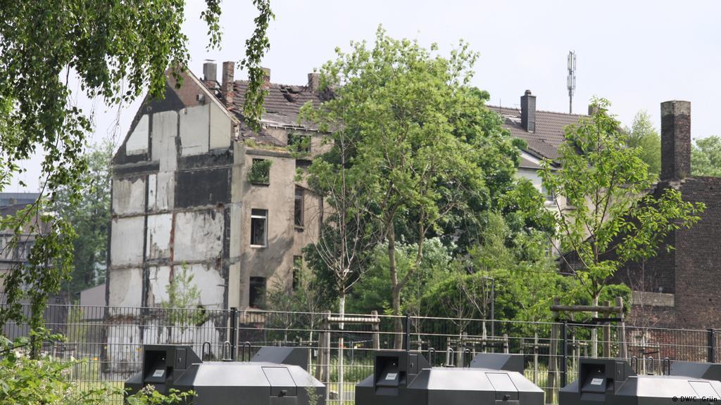 Un Duisburg Suprasolicitat De Migranții Romani și Bulgari