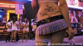 Thailand Prostitution in Pattaya (Picture-alliance/dpa/epa/H. H. Young)