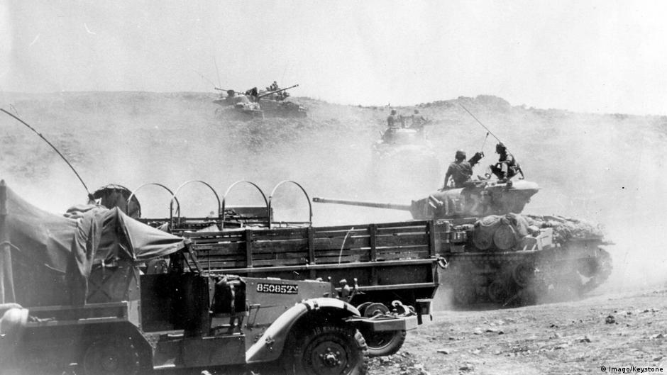 The 1967 Six-Day War and its difficult legacy