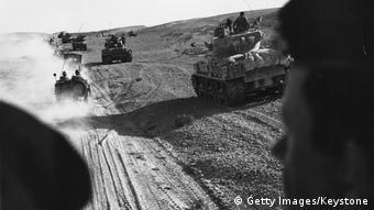 Πόλεμος των Έξι Ημερών: ισραηλινές δυνάμεις στη Χερσόνησο του Σινά