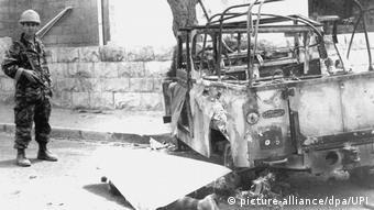 Sechstagekrieg - Israel - Eroberung von Jerusalem (picture-alliance/dpa/UPI)