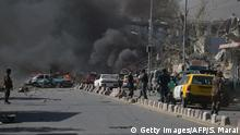Afghanistan Explosion in Kabul