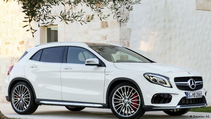 Mercedes-AMG GLA 45 4MATIC (Daimler AG)