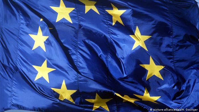 EU flag (picture-alliance/dpa/H. Ossinger)