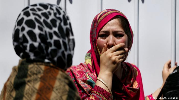Afghansistan Deutsche Botschaft bei Anschlag in Kabul massiv beschädigt