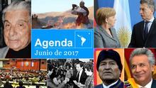 Agenda spanisch Juni 2017