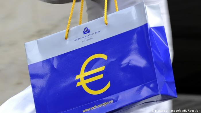 Symbolbild Eurobonds (picture alliance/dpa/B. Roessler)