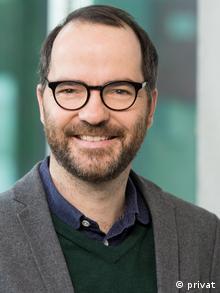 Portrait of Sebastian Unger