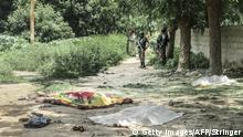 Kamerun Selbstmordattentat in Kolofate