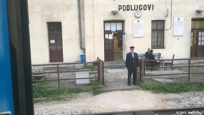 Bosnien und Herzegowina Bahnverkehr