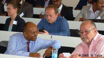 3. Deutsch-äthiopischer Wirtschaftstag Teilnehmer