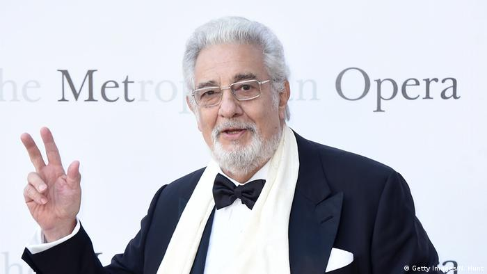 Dozens of women told AP that Spanish-born opera singer Placido Domingo sexually harassed them.