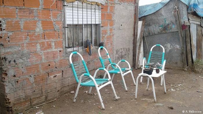 Argentinien Armutsviertel nah Buenos Aire (A. Rebossio)