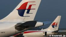 Flugzeuge der Malaysia Airlines