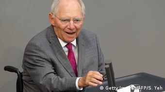 Ο Β. Σόιμπλε υπήρξε σκληρός διαπραγματευτικός εταίρος απέναντι στην Ελλάδα στα οκτώ χρόνια θητείας του στο υπουργείο Οικονομικών