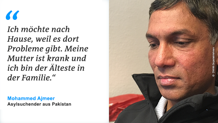 Zitatebox Infomigrants Mohammed Ajmeer